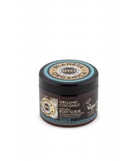 PO Organic Cocconut piling za tijelo