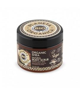 PO Organic Shea prirodni piling za tijelo