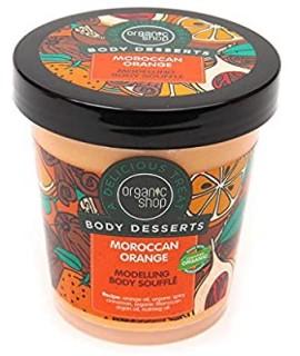 "OS Body Dessert Sufle za tijelo ""Marokanska Narandža"""
