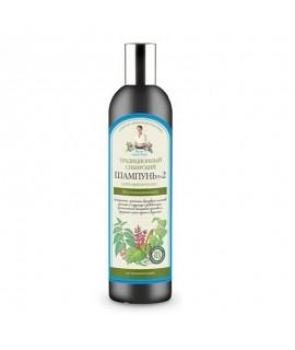 Babushka Agafia šampon za obnavljanje kose breza i propolis