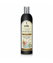 Babushka Agafia šampon za volumen kose cvijet propolisa