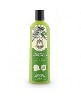 Babushka Agafia Šampon za jačanje kose sa borom