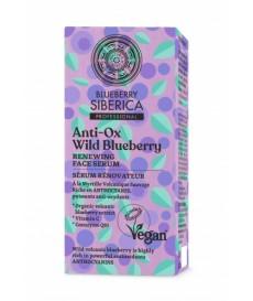 Sibirska Borovnica obnavljajući serum za zrelu kožu lica
