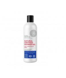 Prirodni sertifikovani gel za tuširanje sa antibakterijskim efektom zaštita i osvježavanje