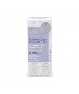 NS Zaštitni Aqua serum za osjetljivu kožu lica