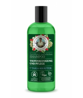 Babushka Agafia Šampon za dubinsko pranje i njegu kose