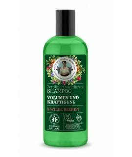 Babushka Agafia Šampon za volumen i jačanje kose