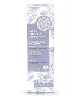 Dnevna krema zlatni korijen za osjetljivu kožu, SPF 20