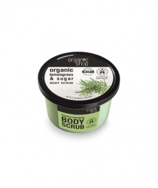"Organic Shop piling za telo "" Limunova trava provanse"""