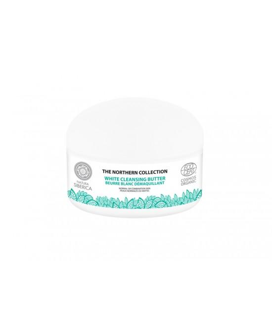 Bijeli buter za čišćenje lica