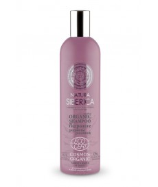 Šampon za zaštitu boje i sjaja za farbanu kosu na bazi hidrolata zlatnog korijena 400ml
