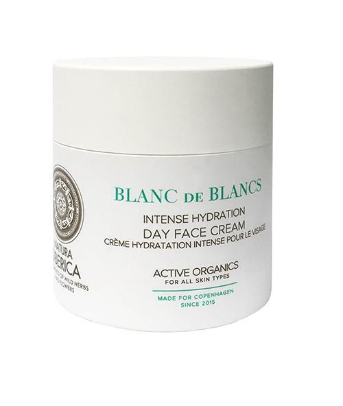 "Hidratantna dnevna krema za lice ""Blanc de Blancs"""