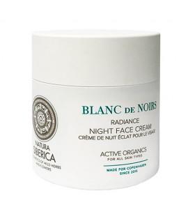 """Noćna krema za lice """"Blanc de Noirs"""""""