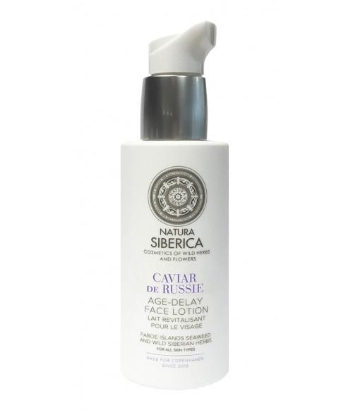 Caviar de russe Losion za čišćenje lica - odlaganje starenja kože