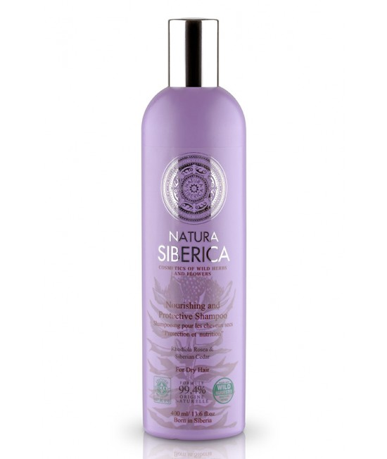 Hranljivi Šampon Za Zaštitu Kose