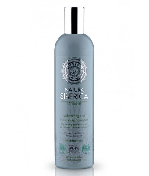 Hranljivi šampon za veći volumen