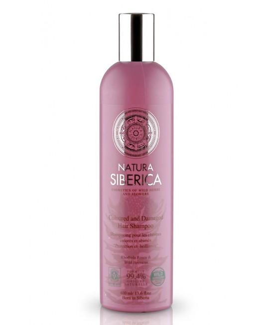 Šampon za ofarbanu i oštećenu kosu